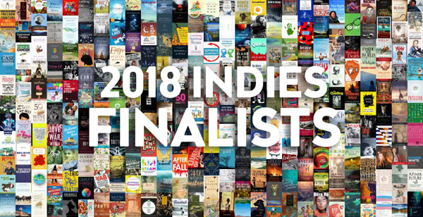 Nominated as a 2018 Foreword INDIES Finalist